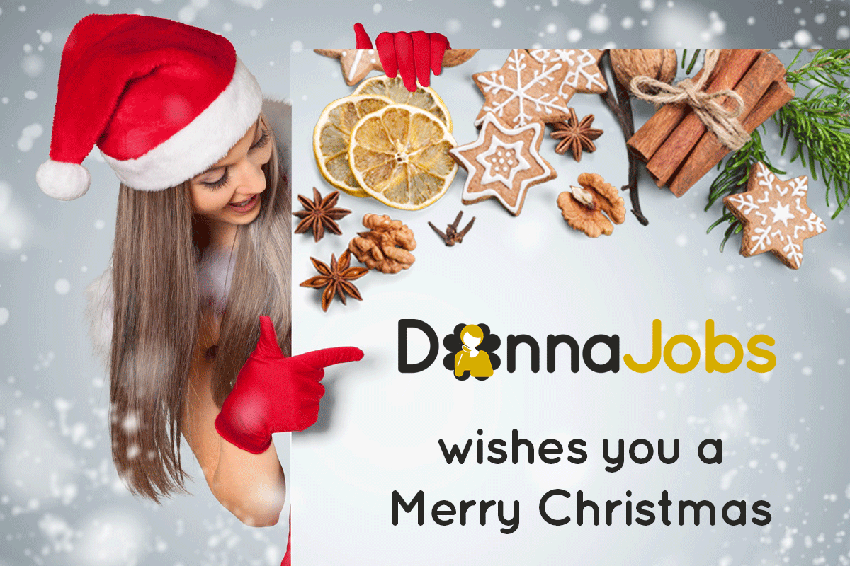 DonnaJobs Christmas2018